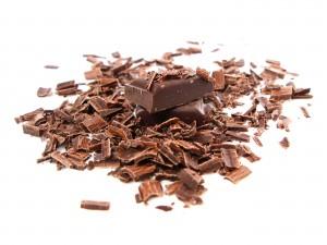 Schokoladenkruemel