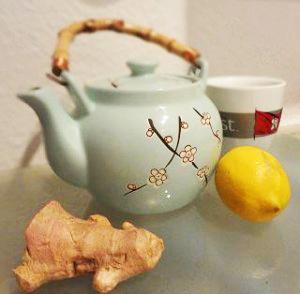 Tee Ingwer