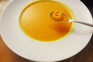 Thai Kürbissuppe