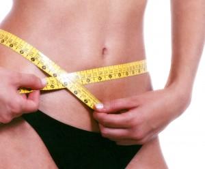 schlanker Bauch