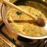 kalorienarme Suppe